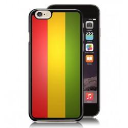 Silikon TPU iPhone RASTA