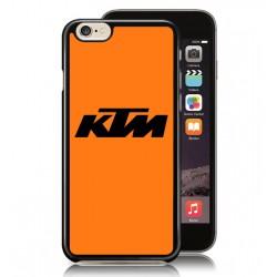 Silikon TPU iPhone KTM