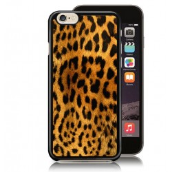Silikon TPU iPhone LEOPARD